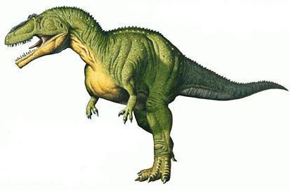 Dinosaur-Giganotosaurus_carolinii-Illust