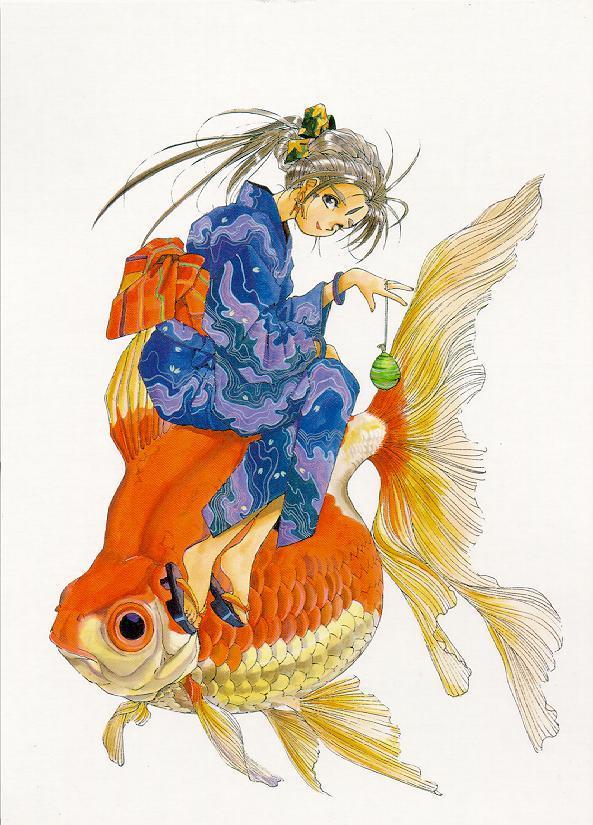 JapaneseAnimation-Girl-Riding-Goldfish.jpg
